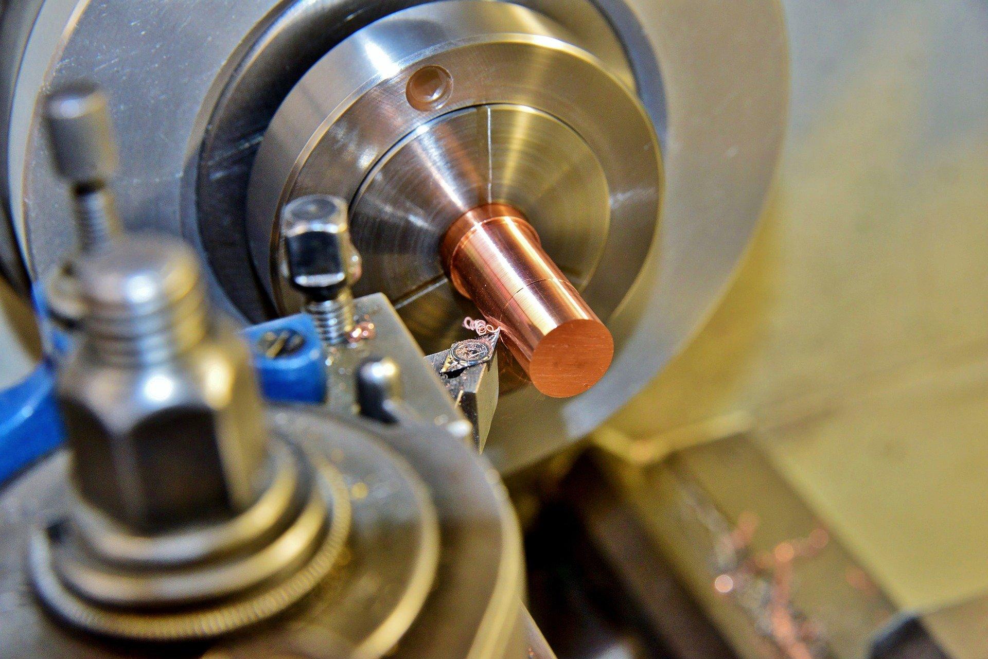 mecanizado de piezas cnc