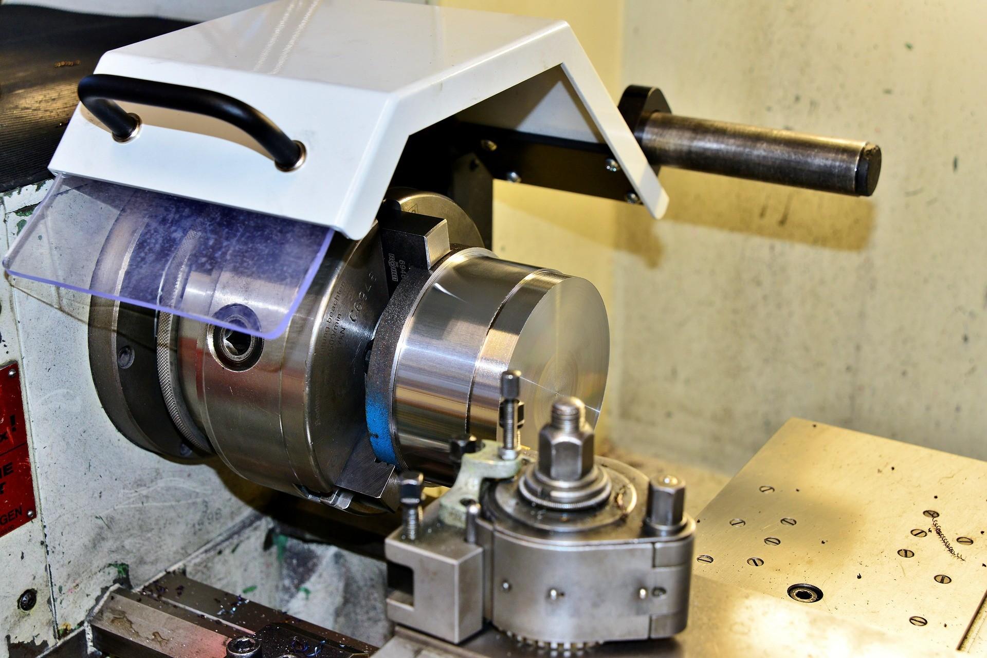 Qué es un taller de mecanizados