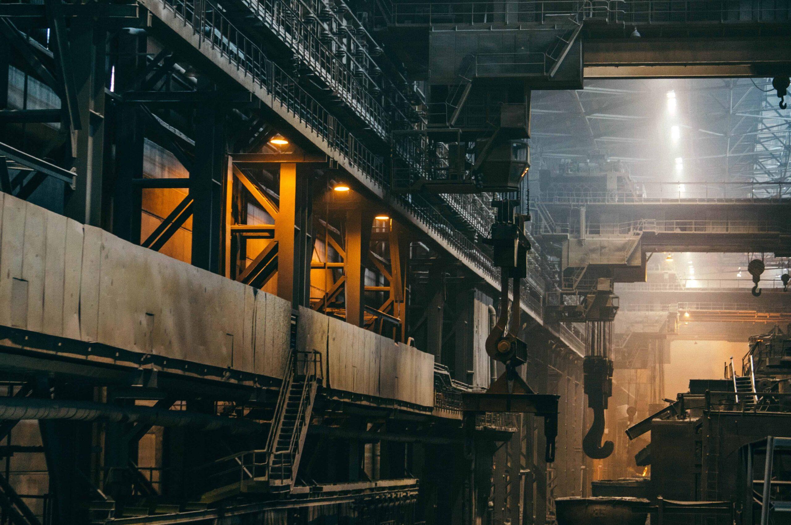 Qué son los procesos industriales